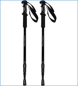 BAFX Anti Shock Hiking Poles