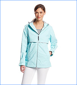 Charles River Apparel New Englander Waterproof Jacket Women
