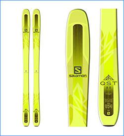 Salomon QST Skis