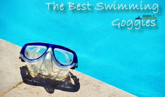 best swimming goggles by the pool
