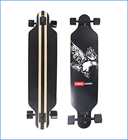Magic Union Maple Drop Down Longboard