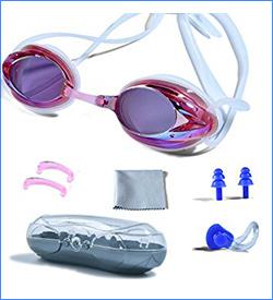 Phelrena Professional Swim Goggles