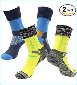 RANDY SUN Unisex Hiking Socks