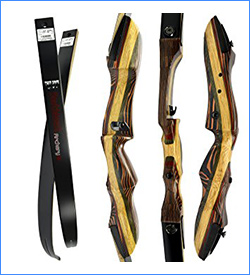 TigerShark Premium Takedown Recurve Bow