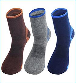 YuEdge Multi Performance Best Trail Running Socks