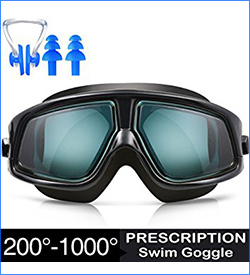 Zionor Prescription Swim Goggles