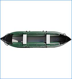 13 Foot Pro-Angler Fishing Inflatable FK396 Kayak FK396