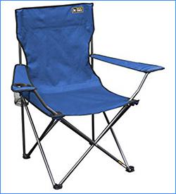 Quik Shade Quik Chair Folding Quad Camp Chair