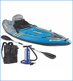Sevylor QuikPak Coverless Sit-On-Top Kayak