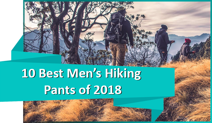 Best Mens Hiking Pants