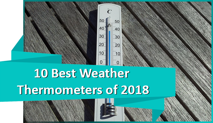 Best weather thermometers