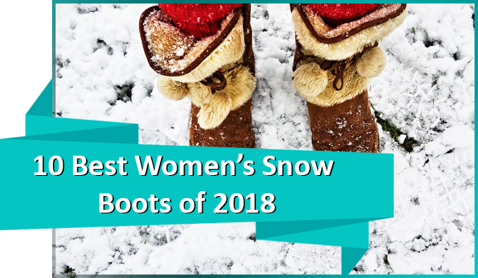 Best Womens Snow Boots