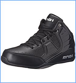 AND 1 Men's Rocket 4.0 Basketball Shoe