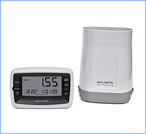 AcuRite Deluxe wireless gauge