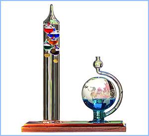 AcuRite Galileo thermometer