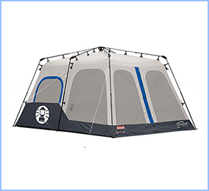 Coleman instant tent for 8 person