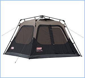 Coleman instant tent