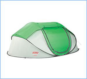Coleman pop up instant tent