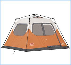 Coleman waterproof instant tent