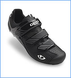 Giro Men's Treble II bike shoes synthetic fiber