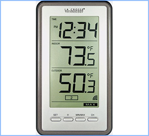 La Crosse Technology digital thermometer