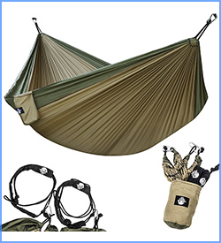 Legit Camping double portable hammock