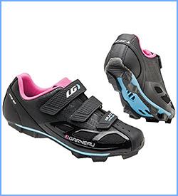Louis Garneau multi air flex cycling shoes for women
