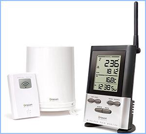 Oregon Scientific wireless rain gauge