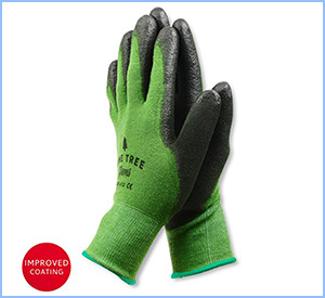 Pine tree tools bamboo garden gloves