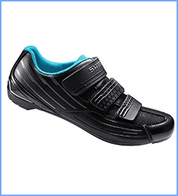 Shimano SH-RP2 touring road cycling synthetic leather shoes for women