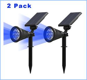 T-Sun solar LED spotlight