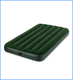 Intex Prestige Downy airbed kit with battery pump
