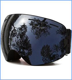 JULI Winter snow sport goggles anti fog