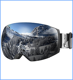 OutdoorMaster ski goggles Pro frameless