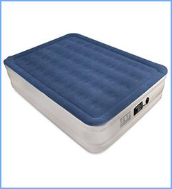 SoundAsleep dream series air mattress with Co,mfortCoil technology