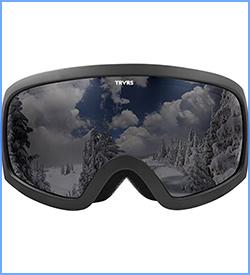 Traverse Varia ski snowboard and snowmobile goggles thermoplastic polyurethane frame