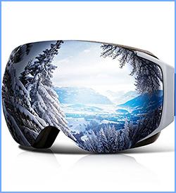 Yakaon Y series ski goggles frameless