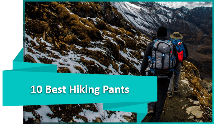 Best Hiking Pants of 2018