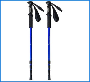 BAFX Trekking Trail Poles
