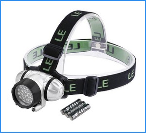 LE Headlamp LED