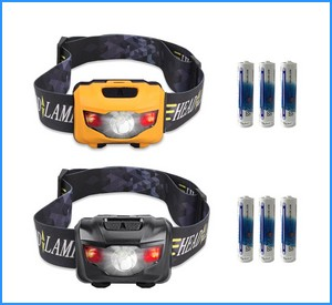 Waterproof CREE LED Headlamps