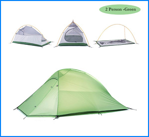 best weans double layer backpacking tents