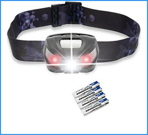 LED Headlamps Flashlight