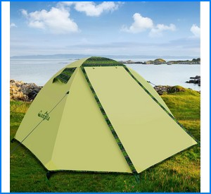 Backpacking Tent for Two Persons