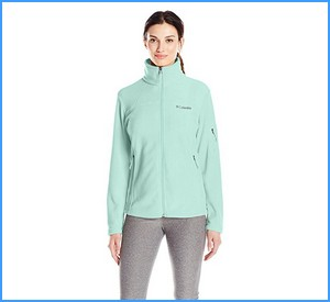Columbia Women's Fast Trek II Full-Zip Fleece