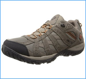 Columbia Redmond Waterproof Hiking Shoes