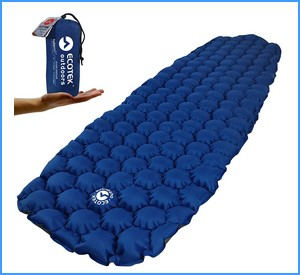 Ecotek outdoor sleeping pad