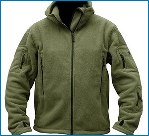 Tacvasen Tactical Fleece jacket