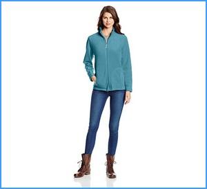 Woolrich Women's Andes best Fleece jacket for women