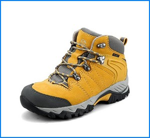 best hiking shoes for women from Clorts Women's Hiker Leather GTX Waterproof Hiking Boot Outdoor